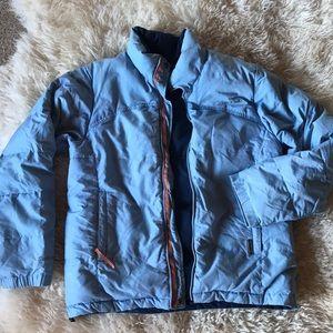 Calvin Klein Reversible puffer jacket